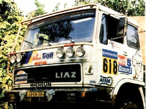 dakar 1989