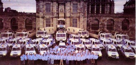 dakar 1991
