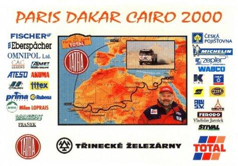 dakar 2000