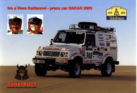 dakar 2003